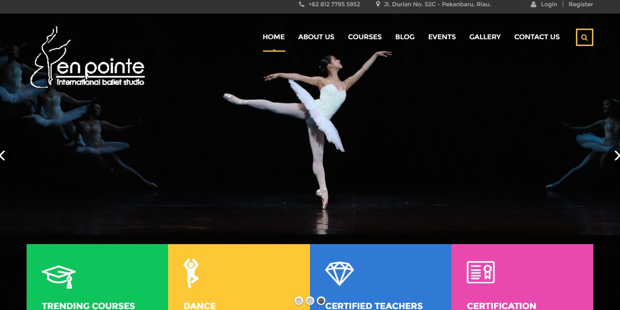 enpointe-kursus-balet-ballet-pekanbaru